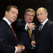 Über 1.000 Athleten Teil einer russischen Doping-Verschwörung (Foto)