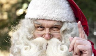 Viele Eltern lassen ihre Kinder an den Weihnachtsmann glauben. Wenn die Lüge auffliegt, ist die Enttäuschung manchmal groß. (Foto)