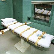 Mörder hustet 13 Minuten bei seiner Hinrichtung (Foto)