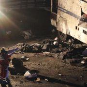 Mindestens 13 Tote bei Autobomben- und Selbstmord-Anschlag (Foto)