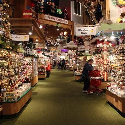 Weihnachtsdeko XXL! DAS ist der größte Weihnachtsladen der Welt (Foto)