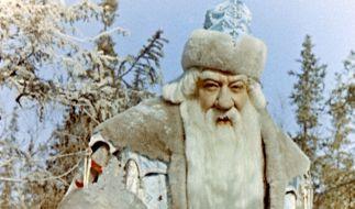 Auch russische Märchenfilme erfreuen sich zur Weihnachtszeit großer Beliebtheit. (Foto)