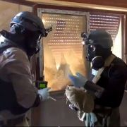 93 Tote bei Giftgas-Angriff, Assad-Truppen metzeln Zivilisten nieder (Foto)