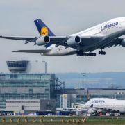 Bombendrohung! Lufthansa-Airbus muss notlanden (Foto)