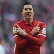 Robert Lewandowski motzt gegen Weltfußballer-Wahl (Foto)