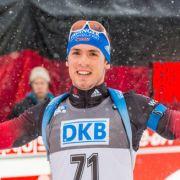 Liebesglück bei den Biathleten! So tickt das Ski-Traumpaar privat (Foto)