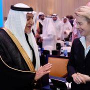 """In Saudi-Arabien: """"Ich setze mir kein Kopftuch auf"""" (Foto)"""