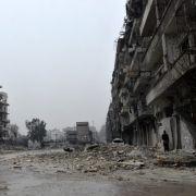 Waffenruhe gescheitert! Luftangriffe und Gefechte erschüttern Aleppo (Foto)