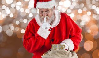 Weltweit lügen Eltern ihre Kinder mit der Geschichte über den Weihnachtsmann an. (Foto)