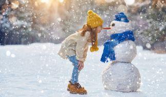 Wie wird das Wetter im Januar? (Foto)
