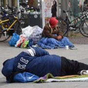 Kinder zünden Obdachlosen an - Anklage unwahrscheinlich (Foto)