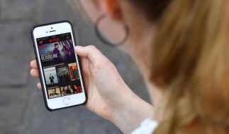 Netflix ist 2016 zu einem nahezu globalen Streaminganbieter geworden. (Foto)