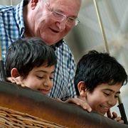 Horst Krause ist ein Querkopf mit Herz für Flüchtlinge (Foto)