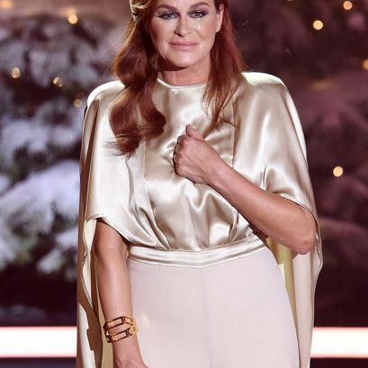 Die Schlager-Königin zelebriert das Weihnachtsfieber (Foto)