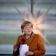 Wahlkampf 2017 im Visier: Angela Merkels Neujahrsansprache (Foto)