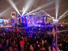 Tausende Menschen werden auch in diesem Jahr zur Silvesterparty am Brandenburger Tor in Berlin kommen. (Foto)