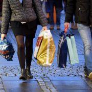 Shopping am Sonntag? An Neujahr klappt das leider nicht (Foto)