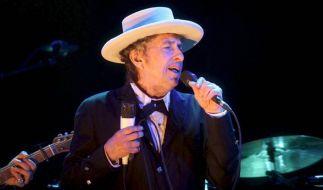 Im April 2017 kommt Bob Dylan für vier Konzerte nach Deutschland. (Foto)
