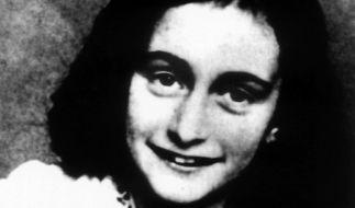 Anne Frank starb im Alter von 15 Jahren im Konzentrationslager Bergen-Belsen. (Foto)