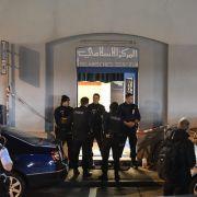 3 Verletzte nach Schüssen in Moschee - Schütze tot aufgefunden (Foto)