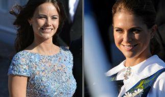 Sind sich Prinzessin Sofia und Prinzessin Madeleine nicht ganz grün? (Foto)