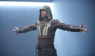 """""""Assassin's Creed"""" mit Michael Fassbender startet am 27. Dezember 2016 in den deutschen Kinos. (Foto)"""