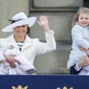 Herzerwärmende Weihnachtsgrüße von Prinzessin Estelle und Prinz Oscar (Foto)
