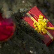 Handy zu Weihnachten nur OHNE verschenken (Foto)