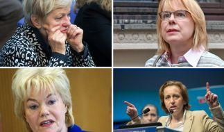 Das Internet vergisst nichts - auch nicht die Social-Media-Pannen dieser Damen. (Foto)