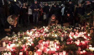 Der Terroranschlag in Berlin hat weltweit Bestürzung hervorgerufen. (Foto)