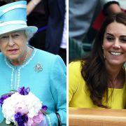 Jetzt übernimmt Kate Middleton die Ämter der Queen (Foto)