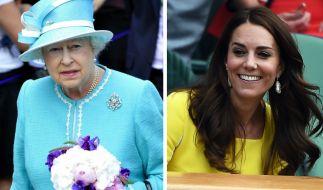 Die Queen will in Zukunft etwas kürzer treten. (Foto)