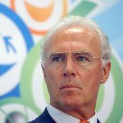 Kaiser Franz überzeugt - WM 2006 war nicht gekauft (Foto)