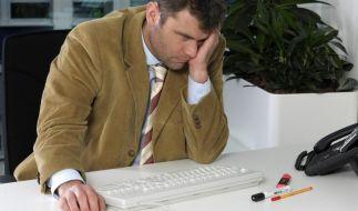 Schwelende Konflikte im Job sind meist belastend für die betroffenen Mitarbeiter. (Foto)
