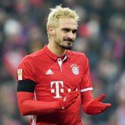 Aus DIESEM Grund ist der Bayern-Fußballer jetzt blond (Foto)