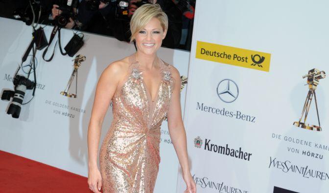 Dabei findet Helene Fischer immer den richtigen Grat zwischen Sexiness und Eleganz.