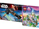 Gewinnen Sie mit news.de eines der beiden Lego-Sets von Disney. (Foto)