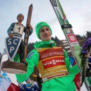 Eisenbichler springt in Garmisch-Partenkirchen auf Platz 4 (Foto)