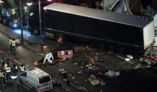 Die Polizei fahndet mit Hochdruck nach dem Terrorverdächtigen Anis Amri. (Foto)