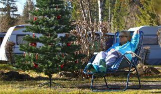 Wie wird das Wetter an Weihnachten? (Foto)