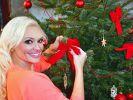 Daniela Katzenberger zeigt sogar ihr Weihnachtsfest im Fernsehen. (Foto)