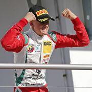 """Schumi-Sohn zielstrebig:""""Ich möchte Formel-1-Weltmeister werden"""" (Foto)"""