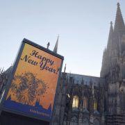 Angst vor Sex-Mob: Böllerverbot und Videoüberwachung in Köln (Foto)