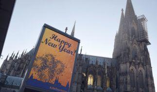 Die Sicherheitsvorkerhungen in Köln wurden nach der Silvesternacht 2016 stark erhöht. (Foto)