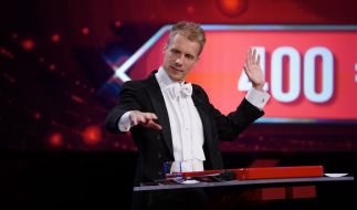 """Oliver Pocher moderierte """"5 gegen Jauch"""". (Foto)"""