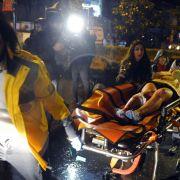 Silvester-Massaker! Angreifer stürmt Nachtclub mit Kalaschnikow (Foto)
