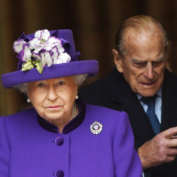 Großbritannien in Sorge! SO schlecht geht es der Queen (Foto)