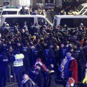 Silvesternacht in Köln: 650 Kontrollen, sechs Festnahmen (Foto)