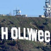 """Hollywood wird zu """"Hollyweed"""" (Foto)"""