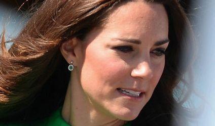 Herzogin Kate Middleton und Prinz George